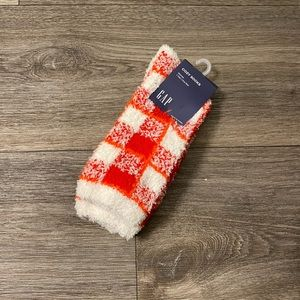 GAP Fuzzy Socks